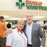 """Profesorius dr. P. Theiss Lietuvoje susitiko su """"Eurovaistinės"""" farmacininkais"""